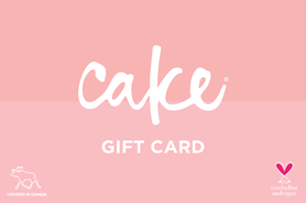 $25 Cake Beauty Gift Card