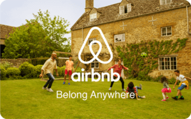 $100 Airbnb Gift Card