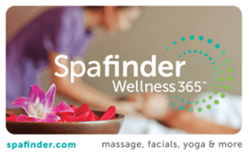 $25 Spafinder® Wellness 365™ Gift Card