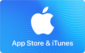 £25 UK App Store & iTunes Gift Card