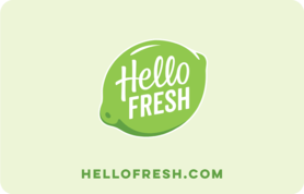 $5 HelloFresh Gift Card