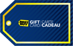 5 CAD Best Buy® Canada Gift Card