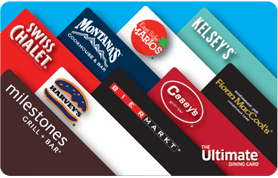 10 CAD Cara Operations Limited Gift Card
