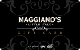 $5 Maggiano s Gift Card