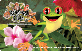 $20 Rainforest Cafe® Gift Card