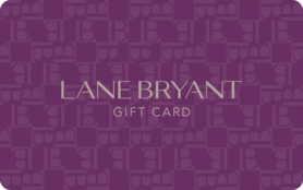 $10 Lane Bryant Gift Card