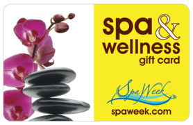 $5 Spa & Wellness by Spa Week Gift Card