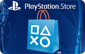 $10 PlayStation Gift Card