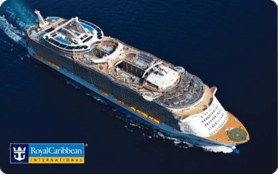 $50 Royal Caribbean Cruises Ltd. Gift Card