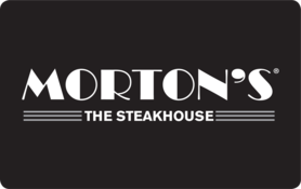 $20 Morton s The Steakhouse Gift Card