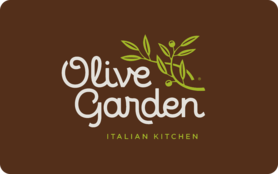 $10 Olive Garden Gift Card. Cost 1000