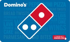$5 Domino's Pizza Gift Card