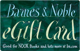 $50 Barnes & Noble Gift Card