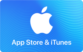 £10 App Store & iTunes Gift Card UK