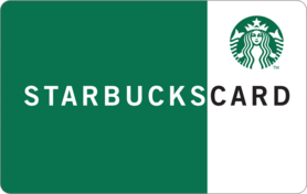£5 Starbucks Card Gift UK