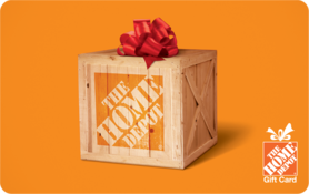 $25 The Home Depot Gift Card