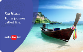 1000 INR MakeMyTrip Gift Card