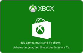 15 CAD Xbox Gift Card