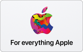 $2 Apple iTunes® Gift Card