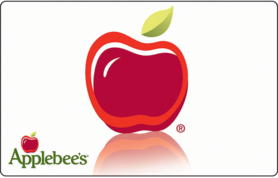$10 Applebees Gift Card