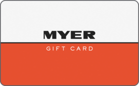 $10 AUD Myer Gift Card