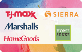 $5 HomeGoods Gift Card