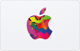$10 iTunes Gift Card