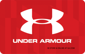 $50 Under Armour Gift Card
