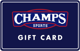 $5 Champs Sports Gift Card