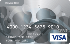 $200 USD Visa® Prepaid Card
