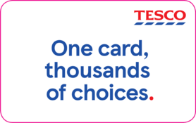 £10 Tesco Gift Card