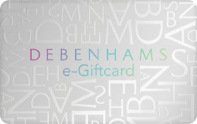 5 EUR Debenhams Ireland Gift Card