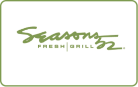 $10 Seasons 52® Gift Card