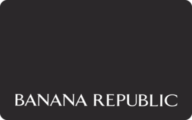 $10 Banana Republic Gift Card