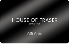 5 GBP House of Fraser Gift Card