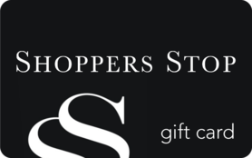 500 INR Shoppers Stop Gift Card