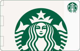 $10 Starbucks Card Gift