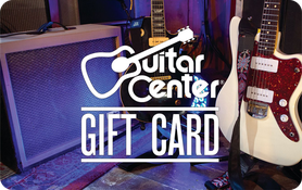 $5 Guitar Center Gift Card