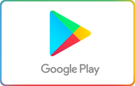 25 GBP Google Play UK Gift Card