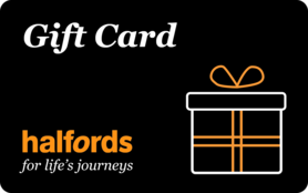 5 GBP Halfords Gift Card