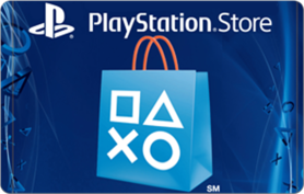 20 CAD PlayStation®Store Gift Card