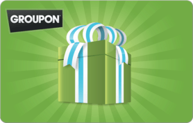 15 CAD Groupon Canada Gift Card