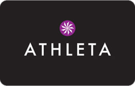 $10 Athleta Gift Card