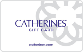 $10 Catherines, Inc. Gift Card
