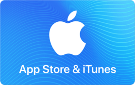£15 UK App Store & iTunes Gift Card