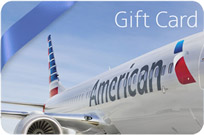 $50 American Airlines Gift Card - Emailed