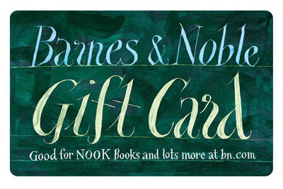 $5 Barnes & Noble Gift Card