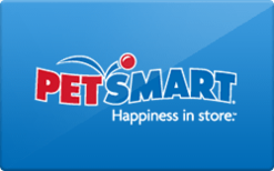 $50 PetSmart Gift Card - Shipped
