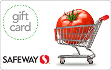 $25 Safeway Gift Card - Emailed