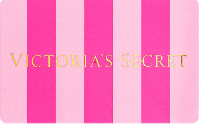 $100 Victoria's Secret Gift Card - Emailed